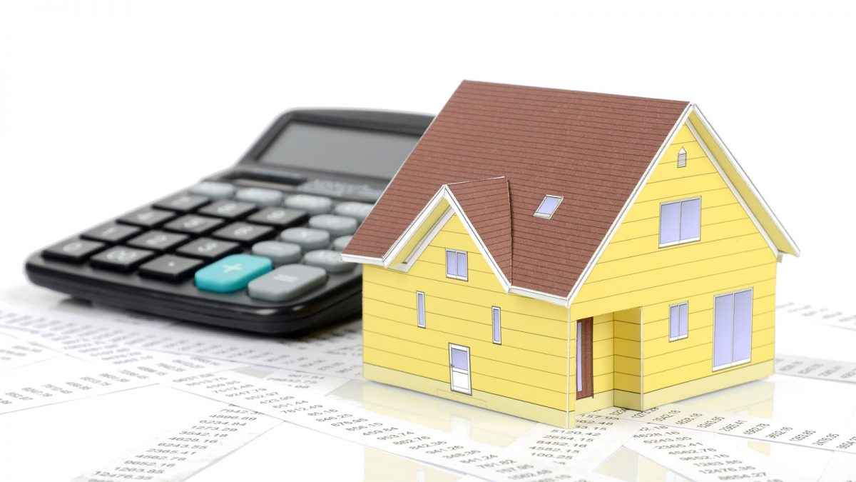 Nassau County Revaluation house with calculator